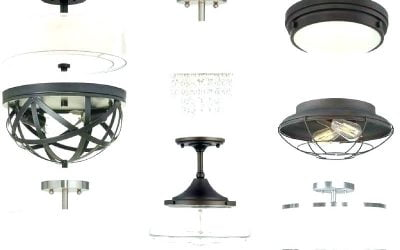 Different Types of Lighting for Residential and Commercial Buildings